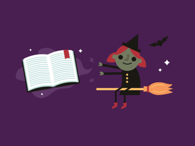scary statistics about spellbound books