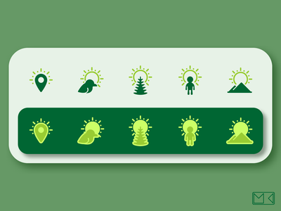 DWWU Outdoor Activities branding vector logo illustrator illustration icon design art