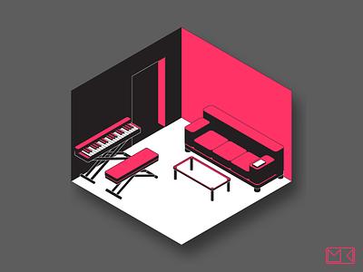 Home vector illustrator illustration design art