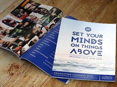 LST Graduation Brochure brochure