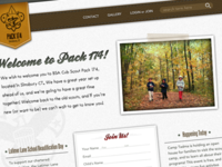 Cub Scout Site Home Page