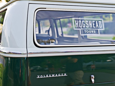 Hogshead Tours van application