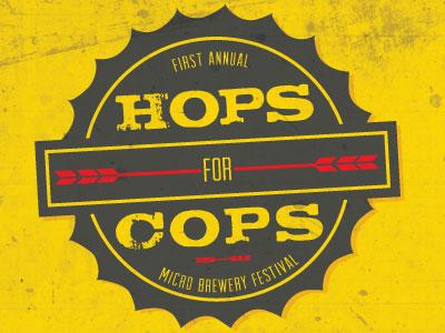 Hopsforcops logo