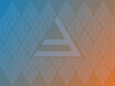 BADesign Logo Pattern symbol gradient minimalism light lines branding pattern logo design shapes badesign