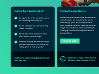 Game On: next steps