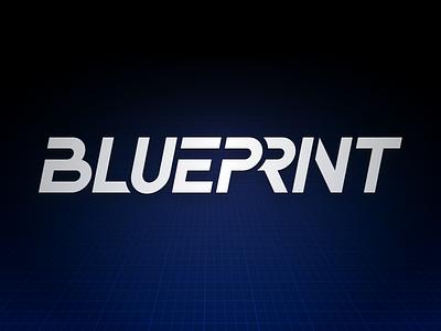 Logotype branding lettering blueprint logotype logo type