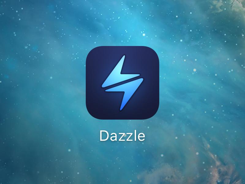 Dazzle app icon