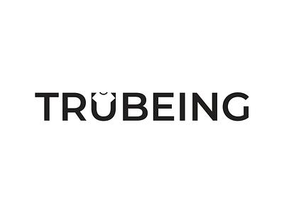 TRUBEING logodesign logo illustration icon graphics elegant design creative concept brand