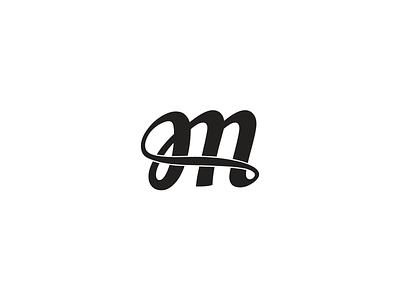 M modern design modern logotype monogram graphicdesign graphic design branding illustration logo graphics elegant design creative concept brand