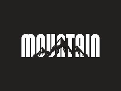 MOUNTAIN inspiration creative logo creative design logo design modern design modern logo modern brand identity identity graphic graphic design branding illustration logo graphics elegant design creative concept brand