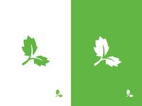 Leaf logo II