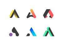 A - logos