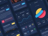Dark Reports App