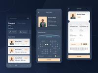 Event mobile design 🎟
