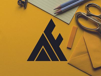 AF MONOGRAM LOGO logo design lettermark letter mark logo letter logo design letter logo monogram logo design monogram logo minimal logo design minimal logo motion graphics graphic design app icon vector typography logo illustration design branding