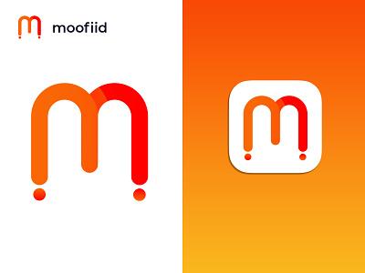 M Letter Logo app minimal logo design minimal logo lettermark ecommerce logo m logo m letter logo letter mark logo letter logo design letter logo graphic design icon vector logo typography design branding