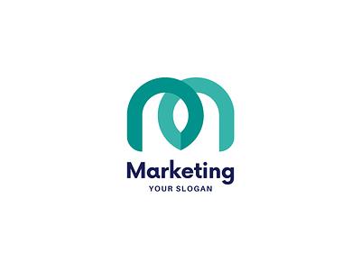 M Letter Logo | Marketing Logo o p q r s t u v w x y z a c d e f g h i j k l m n letter mark letter logo modern logo icon logotype m logo mark m monogram m letter m logo minimal logo typography design logo branding