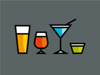 Booze Icons