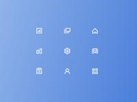 Navigation Menu Icons