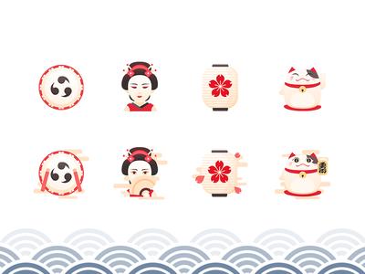 Iconset JAPAN