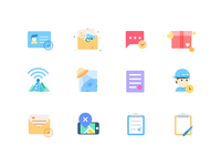 Iconset for Afu App