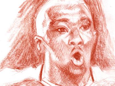 Sene soccer newenglandrevolution drawing