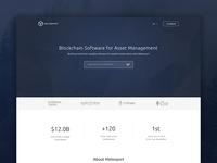 Melonport - Blockchain Software for Asset Management