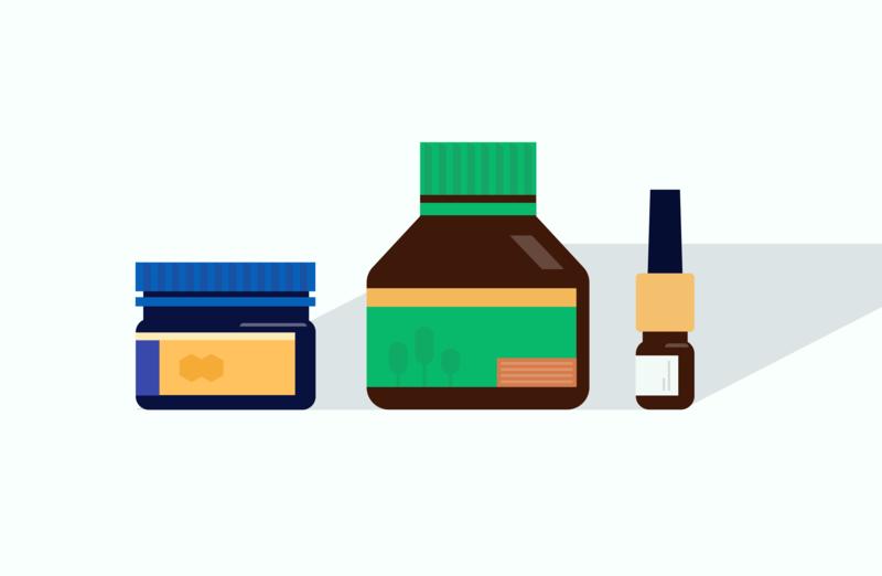 Bottle bottle graphics design sketch