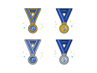 Medals Styleframes
