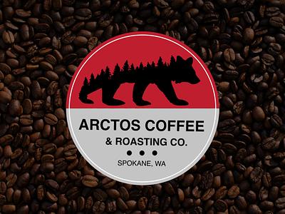 Acrtos Coffee logos app design ui animation graphic design branding logo