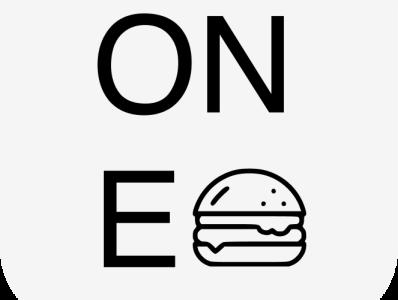 Burger Logo vector ui illustration logos app branding animation logo graphic design design