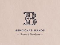 Bendichas Manos Logo