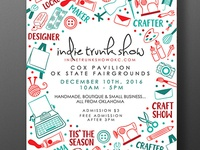 Indie Trunk Show poster
