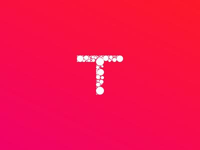 TRULI App typography design branding app