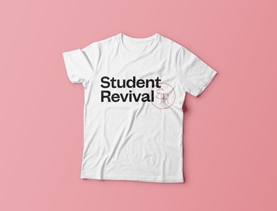 Youth Group Shirts shirt branding typography simple