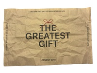 Advent 2018 - The Greatest Gift