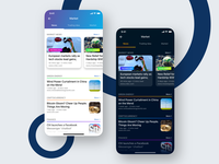 Wealth Management App - Market News