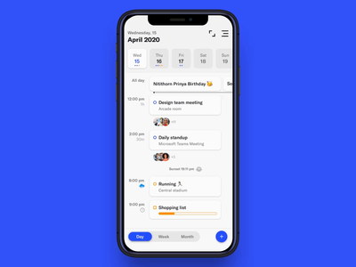 On-the-go Time & Task Manager