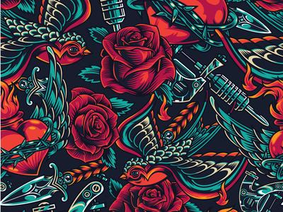 Tattoo Pattern Design