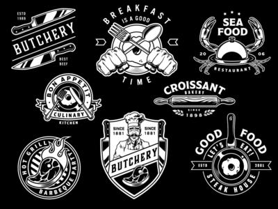 Food & Restaurants Logo