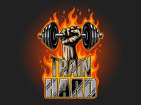 Bodybuilding print