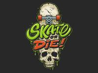 Skateboard emblem