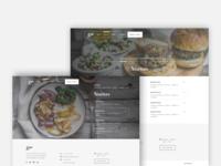 Dine - A Unique Restaurant Template