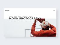 Infrared homepage v3 - Creative Photography Portfolio