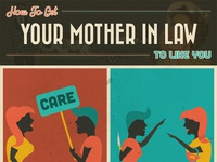 How To Get Your Mother In Law To Like You