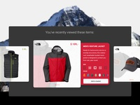 The North Face Recently Viewed Items