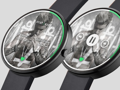 Smartwatch designs, themes, templates and downloadable