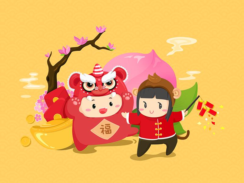 Happy Spring Festival !!! festival spring happy