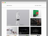 Web design & development for Minimal Directory