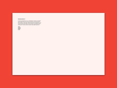 Back to minimal site design frontend design space grotesk jekyll web development minimal